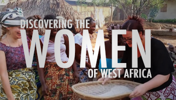 discovering the women of west africa