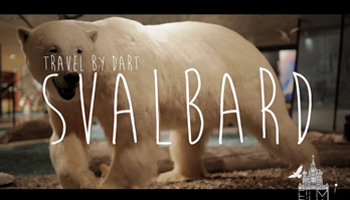 travel by dart episode 1 svalbard banner