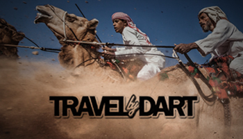 travel by dart sizzle reel