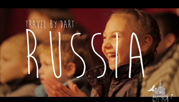 travel by dart episode 2 russia banner